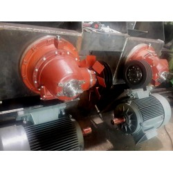 Mixer Motor & Reducers (Planetary - Twin - Single Shaft)